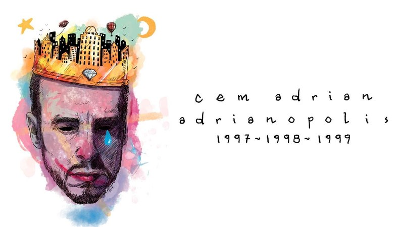 Cem Adrian - Ü.A.B.O.Y.Z. (Official Audio)