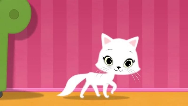 Привет Малыш! Песня про кошку.