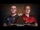 Team smooya vs Team rain, mirage, FACEIT Major 2018 Showmatch