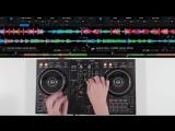 Martin Garrix vs Tiesto DJ Mix - Pioneer DDJ 400