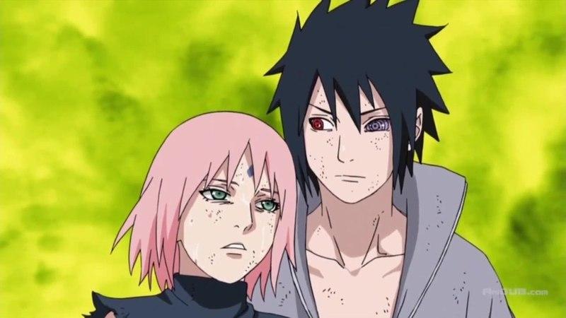"Аниме Моменты )0) on Instagram ""Саске и Сакура... Момент из 470 серии аниме Наруто Ураганные хроники Naruto Shippuuden"""