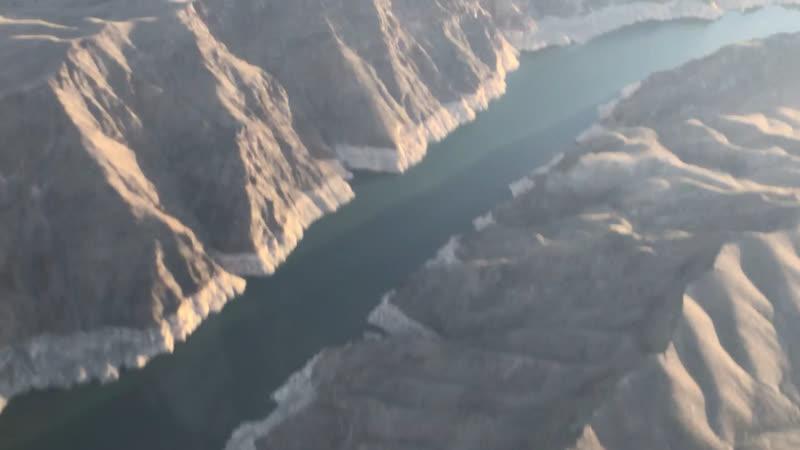Река Колорадо, граница Аризоны и Невады, США (3)