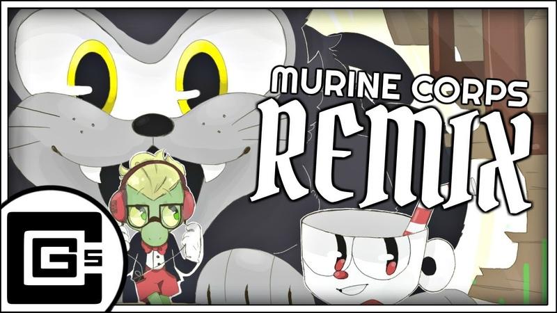 CUPHEAD REMIX ▶ Murine Corps CG5