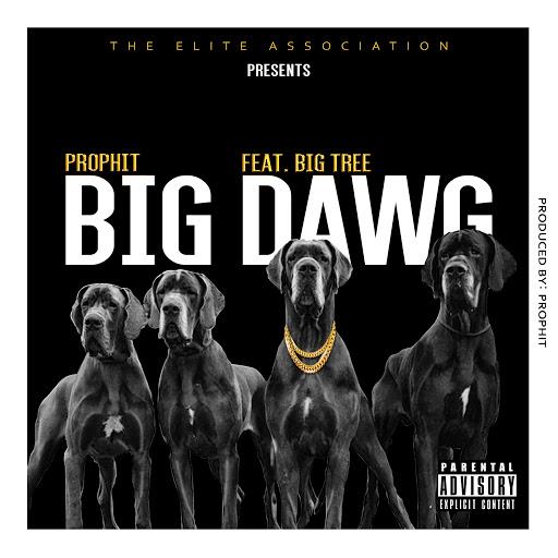 Prophit альбом Big Dawg (feat. Big Tree)
