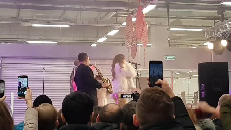 новогод концерт Анна Седакова СПб