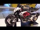 2018 MV Agusta Brutale 800 CNC Racing Accessorized - Walkaround - 2017 EICMA