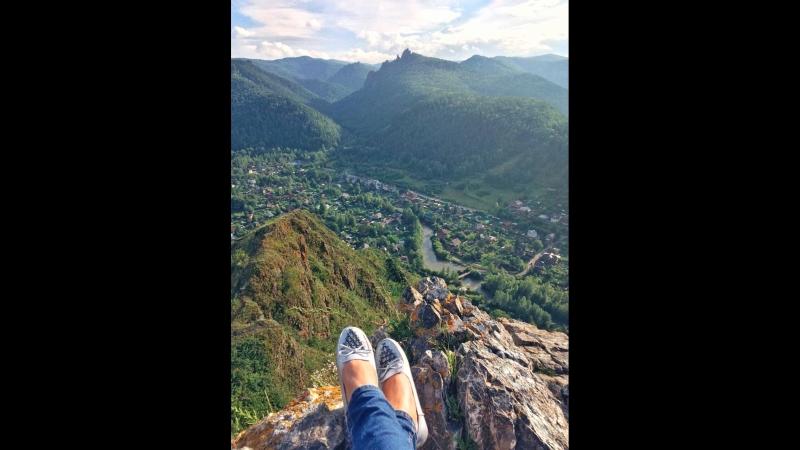 Боитесь высоты?🌿⛰