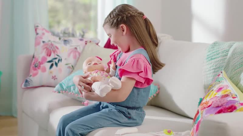 кукла Моя Любимая Малютка 2