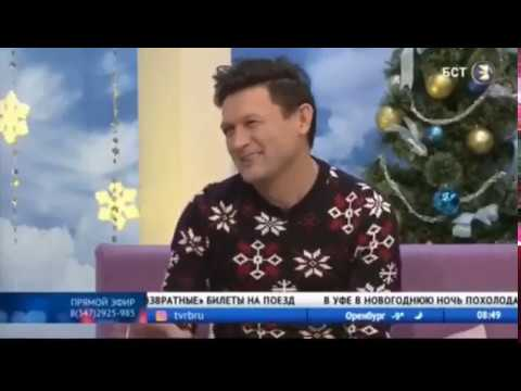 Программа «САЛЯМ» 29.12.2018 В прямом эфире Анвар Нургалиев