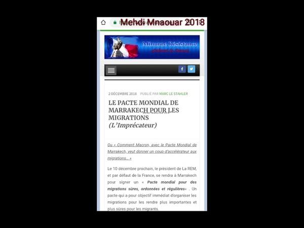 L'Algérie 🇩🇿 doit 5 milliards à la France 🇫🇷 et Macron signera pour 480 Millions d'immigrés 🇪🇺