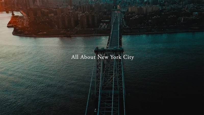 ICM × KODE -All About New York City-