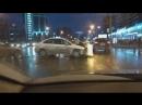 Авария с тремя автомобилями на Кирова