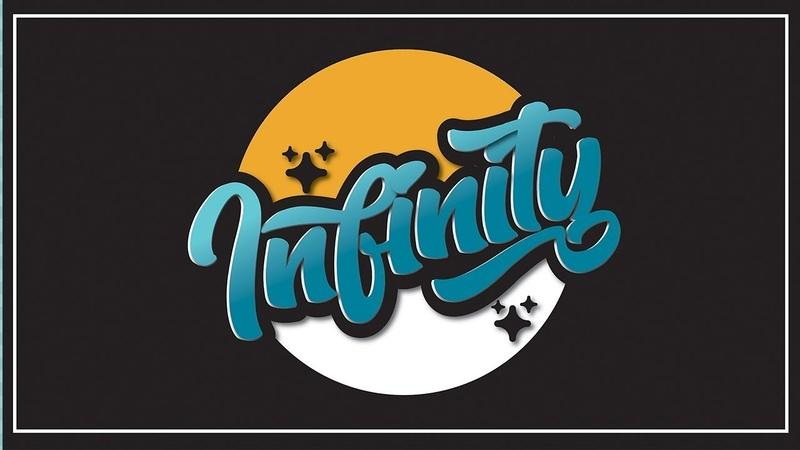 Advance Infinity Typography Design Illustrator Tutorial