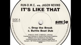 Run D.M.C vs. Jason Nevins - It's like that (drop the break)