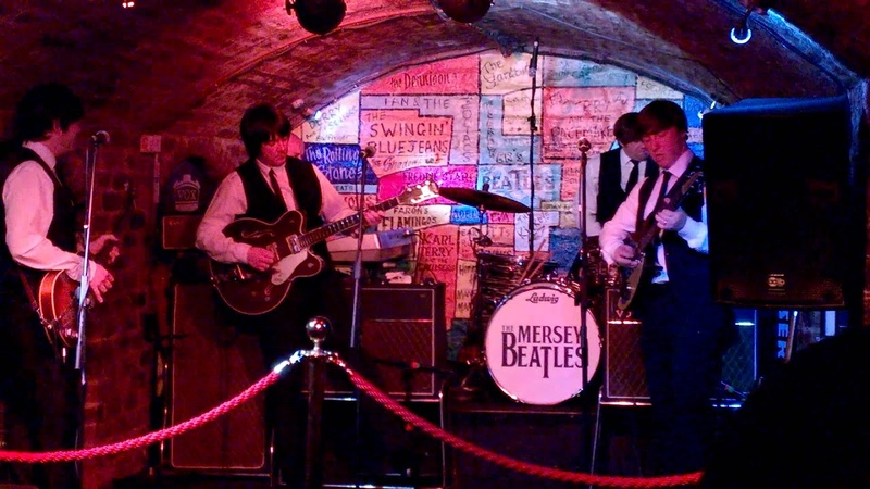2014-12-11 The Mersey Beatles (The Cavern Club, Liverpool)