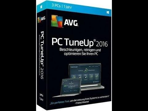 AVG PC TuneUp 2015 Как установить и пользоваться программой, оптимизация системы, очистка мусора