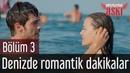 Meleklerin Aşkı 3 Bölüm Denizde Romantik Dakikalar