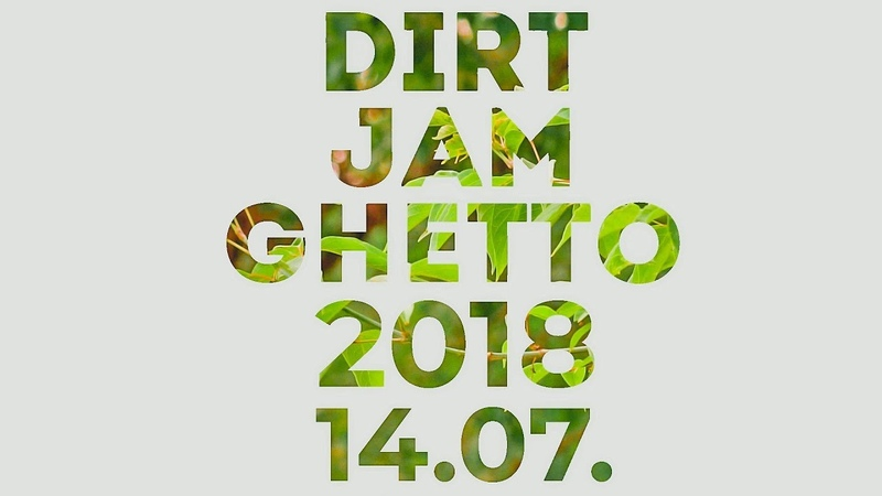 DIRT JAM GHETTO 1 SPB. 14.07.2018.