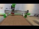 Qatar Woodworking Machines center, 1530 ATC HSD cnc router machine