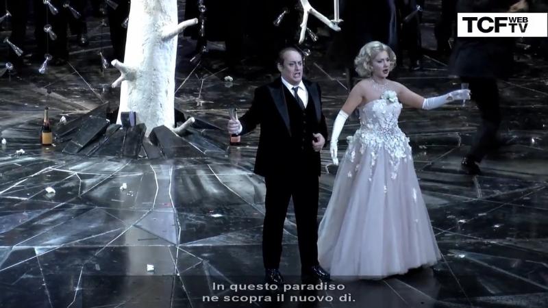 Giuseppe Verdi - La traviata / Травиата (Genova, 2018) ita.sub.