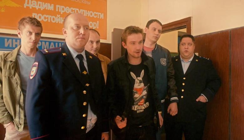 Сериал Полицейский с Рублёвки, 2 сезон, 1 серия (22.05.2017)