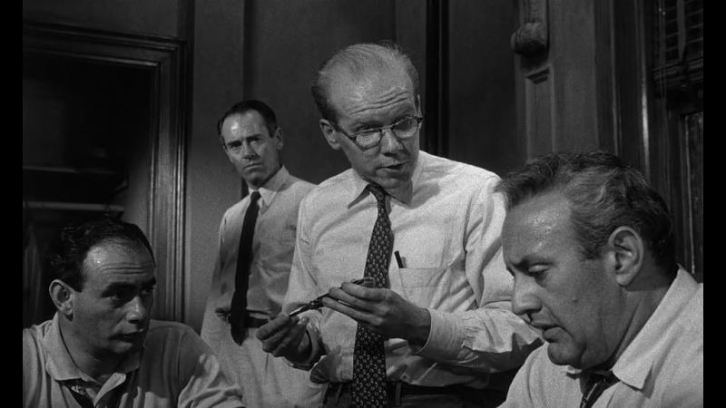 12 разгневанных мужчин 12 Angry Men 1957 Режиссер Сидни Люмет