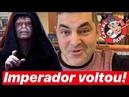 Imperador Voltou, galera! Analisamos o trailer de Star Wars Episódio IX, Ascensão de Skywalker!
