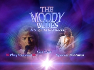 The Moody Blues : A Night at Red Rocks with the Colorado Symphony Orchestra (1992)