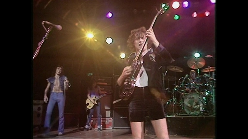 ACDC - Whole Lotta Rosie ( BBC Sight And Sound In Concert 1977 Stereo Edition )