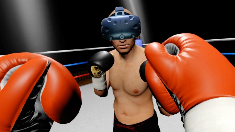 Boxing VR (Portal VR Khust )