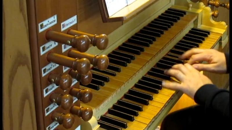 573 J. S. Bach - Fantasia in C major, BWV 573 - Valentino Bontempi