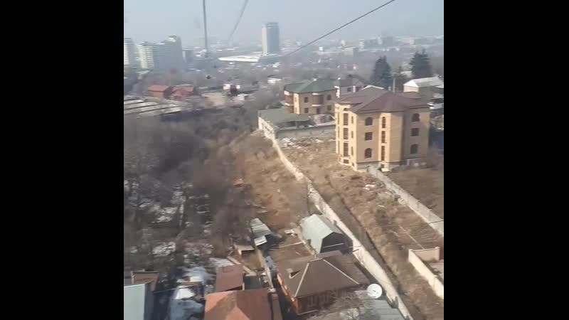 Алматы. Кок тобе🤗