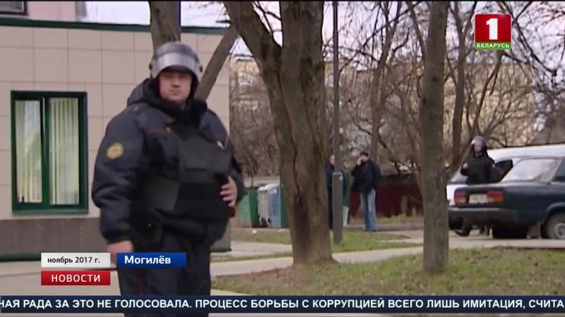 Обвиняемый в ограблении отделения банка в Могилеве не явился в суд