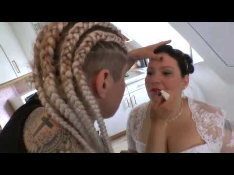 Hochzeitsvideo Sabrina Alexander, Unsere Hochzeitsfilm Tel 01520 1707762