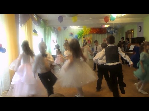 Выпускной Мариам Детский сад №314 города Челябинска
