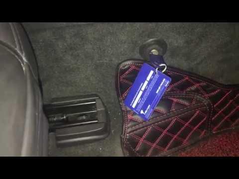 Volvo XC90 замок акпп, как один из вариантов усиления защиты автомобиля от угона (млт Фортус)
