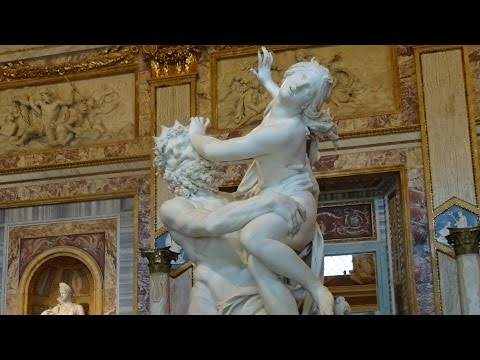 Borghese Gallery - Rome, Lazio - Italy - Photo Tour