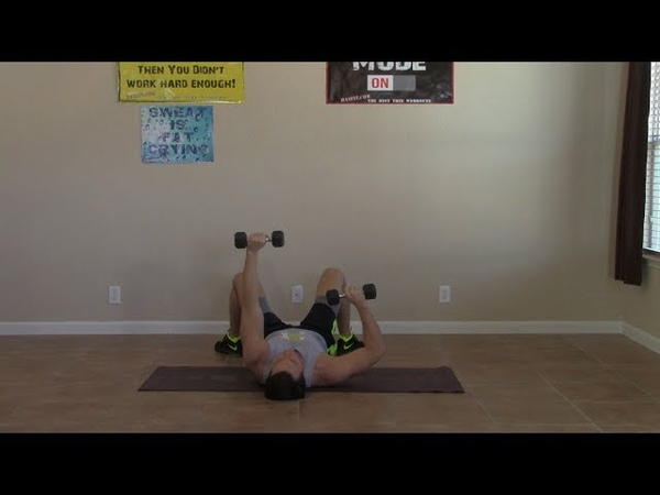 10-минутная домашняя тренировка груди и трицепсов. 10 Min Home Chest and Triceps Workout - HASfit Chest Tricep Workout - Chest Triceps Exercises