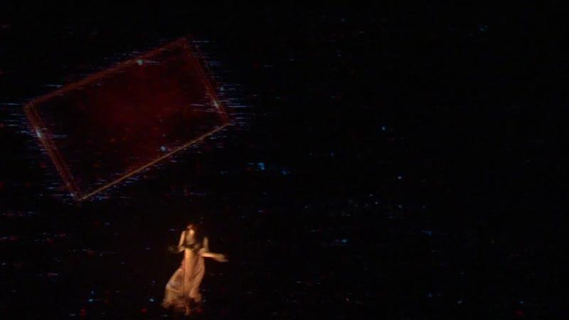 Юбилей 50 лет ДКЛК г. Великие луки. 3D Dance Holographic Performance.