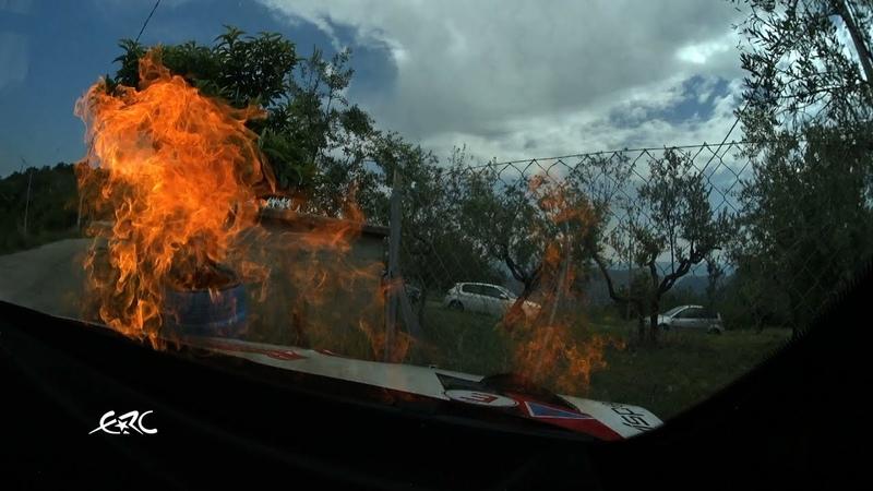 Rally di Roma Capitale 2018 - Gryazin on Fire