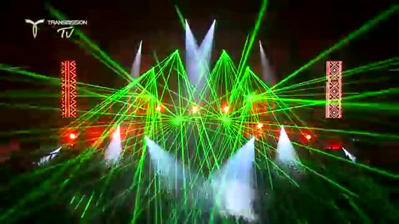 Armin van Buuren Vini Vici ft. Hilight Tribe - Great Spirit (Live at Transmiss
