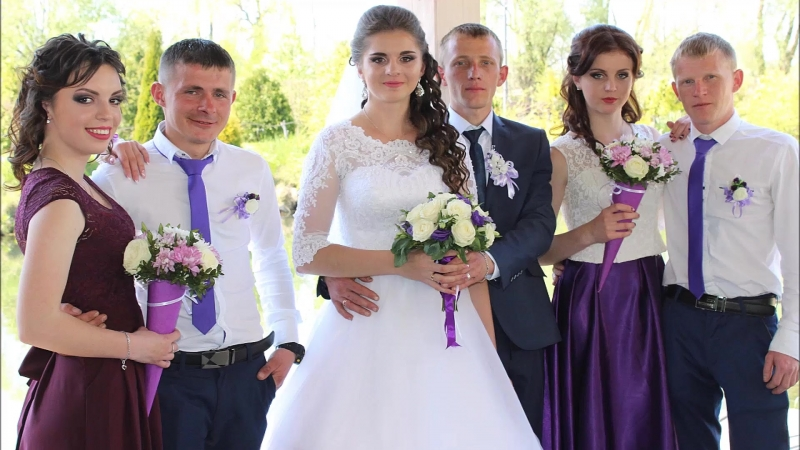1-вступ фото слайд шоу весілля Яреми та Надії 21 04 2018р
