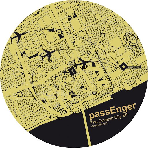 passenger альбом The Seventh City - EP