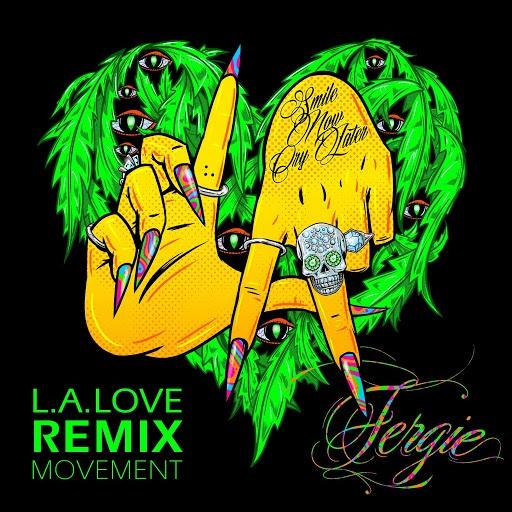 Fergie альбом L.A.LOVE (la la) [Remix Movement]