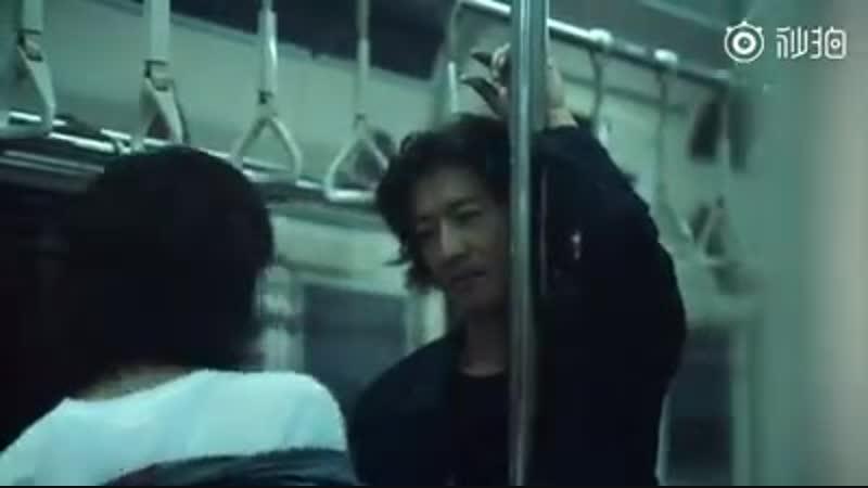 TakuyaKimura в китайской рекламе Live In Levis