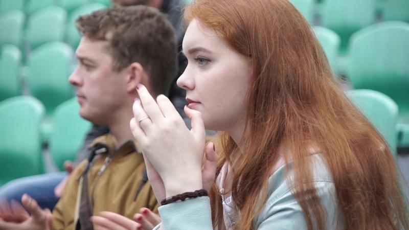 Подольчане отметили День России