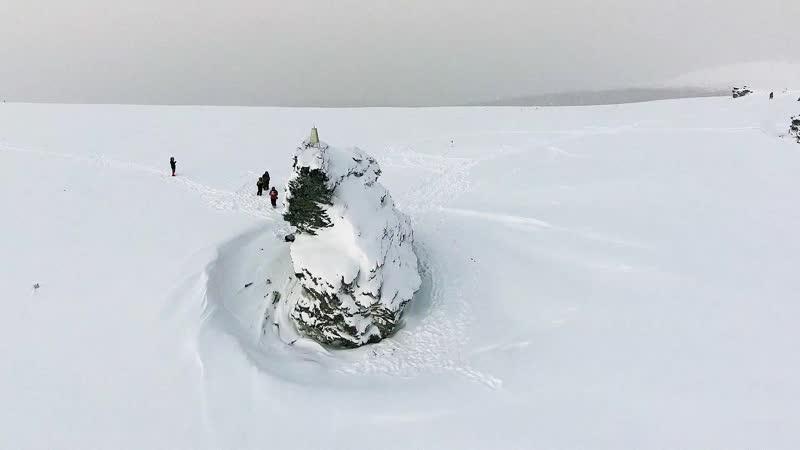 Dogsledding Dyatlov Pass (Ural Expedition Tours)