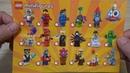 Конструктор LEGO Minifigures - Юбилейная серия (71021) - 1
