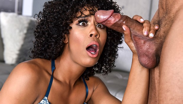 BangBros - Getting Good Cock From The Room Mate