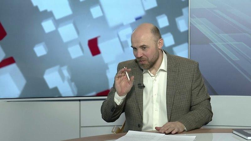 2018 04 23 HD НВВ Дмитрий Кантов - о сборнике своих избранных стихов